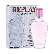 Replay Jeans Spirit! For Her eau de toilette 40 ml donna