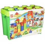 Lego Lego Duplo Deluxe Box Of Fun, Multi Color