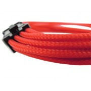 Gelid Solutions 6+2-Pin VGA Extension Cable - Red - 30 cm