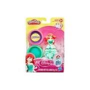Conjunto Play-Doh Estampa Princesas Ariel - Hasbro