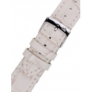 Curea de ceas Morellato A01X2269480026CR24 weisses Uhren24mm