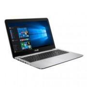 """Лаптоп Asus K556UQ-DM803T(син), двуядрен Kaby Lake Intel Core i5-7200U 2.5/3.1GHz, 15.6"""" (39.62 cm) Full HD LED дисплей & nVidia GeForce 940MX 2GB(HDMI), 8GB DDR4 RAM, 256GB SSD, 1x USB Type C Gen1, 1x USB 3.0, Windows 10, 2.3kg"""