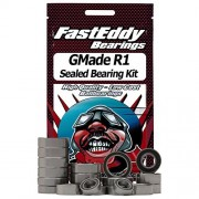 FastEddy Bearings GMade R1 Rubber Sealed Bearing Kit
