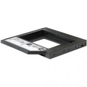 Rack 61993, Mobil, Installation Frame Slim SATA 5.25'', Intern, 2.5'', SATA, 12mm, Negru (Caddy)