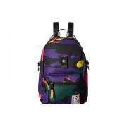 LOLA Utopian Small Backpack Pink Camo