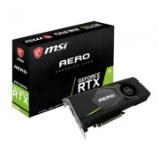 MSI GeForce RTX 2080 Aero 8G (8GB GDDR6/PCI Express 3.0/1515MHz-1710MHz/700