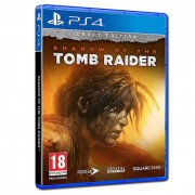 Koch Media Shadow of the Tomb Raider (Croft Edition) - PS4
