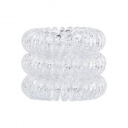 Invisibobble The Traceless Hair Ring Haargummi 3 St. Farbton Sparkling Clear für Frauen