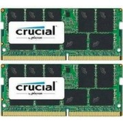 Kit Memorie Server Crucial 2x16GB DDR4 2400MHz SODIMM ECC UDIMM CL17 1.2v Dual Channel