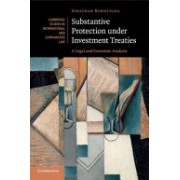 Substantive Protection Under Investment Treaties - A Legal and Economic Analysis (Bonnitcha Jonathan)(Paperback) (9781107615953)