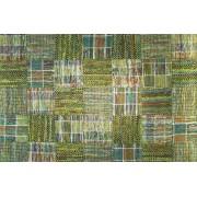 Vloerkleed Rusty Multi groen 52