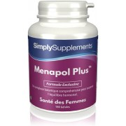 Simply Supplements Menapol Plus - 120 Gélules
