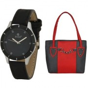 Evelyn Wrist Watch With hand Purse-LBBR-272-02