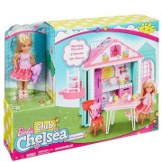 Barbie Club Chelsea Leksakshus