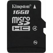 Memorija Micro SD 16GB Kingston Class4, bez adaptera, SDC4/16GBSP