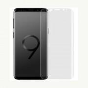 Geam Folie Sticla Protectie Ecran Display Touchscreen Samsung Galaxy S9 G960 Acoperire Completa Transparent 6D