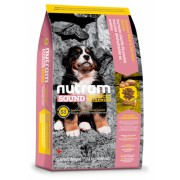 Кучешка храна за големи породи от 3 до 18 месеца Nutram S3 - 13,6 кг
