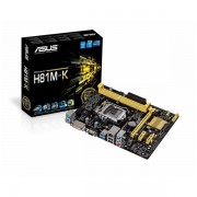 Matična ploča Asus H81M-K 90MB0HI0-M0EAY0