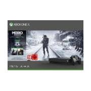 Microsoft Xbox One X 1TB + Metro Trilogy