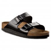 Чехли BIRKENSTOCK - Arizona 1005292 Black Patent