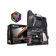 Gigabyte B450 AORUS Pro AM4/B450/DDR4/S-ATA 600/ATX bus - zwart