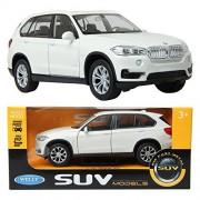 WELLY 1:32 BMW X5 / Ivory /Children /Toy /DIE-CAST Toy/ Miniature car