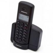 Daewoo Trådlös telefon Daewoo DTD-1350 DECT DUO Svart