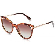 Polaroid 4067-S Gafas de Sol para Mujer, Dark Havana, 51 mm