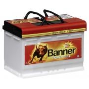 Banner 12V 63Ah 600A baterie auto Power Bull Professional cod PRO P6340