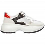 Hogan Scarpe sneakers donna camoscio maxi i active