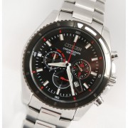 Reloj Citizen Chronograph An801152e -Plateado