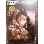 EDUCA PUZZLE Luis Royo Collection Uranos Drops 1000 Piece Jigsaw Puzzle MADE IN SPAIN