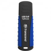 Флаш памет Transcend 128GB JETFLASH 810 USB 3.0, read-write: up to 90MBs, 40MBs, Син /TS128GJF810