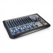PDM-S1604 Mixer a 16 Canali DSP/MP3, Porta USB, Ricevitore BT