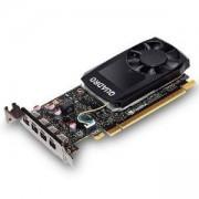 Видеокарта Dell NVIDIA Quadro P1000 4GB 4 mDP(Precision)(Customer KIT), 490-BDXN