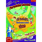Sa invatam in lumea lui Dino - Portofoliul elevului (Limba romana si Educatie plastica)