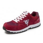 Dunlop Flying Arrow werkschoen sneaker - S3 Kleur: rood, Schoenmaat: 40 rood