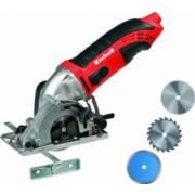 Mini Fierastrau circular Einhell TC-CS 860 kit 450W 6000RPM