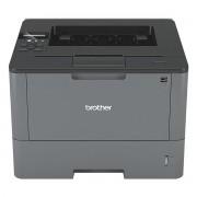 Brother HL-L5100DN Schwarz-Weiß Laserdrucker, (Broschürendruck, LAN-fähig)