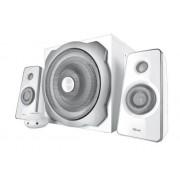Colunas TRUST Tytan 2.1 Speaker Set - white - 18789