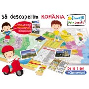 JOC EDUCATIV - SA DESCOPERIM ROMANIA (CL60439)