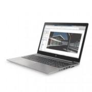 "Лаптоп HP ZBook 15U G5 (2ZC07EA)(сив), четириядрен Kaby Lake R Intel Core i7-8550U 1.8/4.0 GHz, 15.6"" (39.62 cm) Full HD Anti-Glare Touchscreen Display & AMD Radeon Pro WX3100 2GB, (USB Type C), 16GB DDR4, 512GB SSD, Windows 10, 1.77 kg"