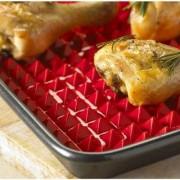 Shopido Smart stekmatta i silikon till bakning och matlagning