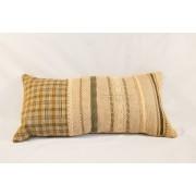 Dekorativni jastuk Bež krem braon 60x30cm