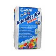 ADESILEX P9 GRI EXPRESS, sac 25kg Adeziv imbunatatit pe baza de ciment, C2FE, Mapei