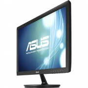 "Monitor 21.5"" ASUS VS228NE, FHD 1920*1080, TN, 16:9, WLED, 5 ms, 200 cd/m2, 90/65, 50M:1/ 600:1, VGA, DVI, VESA, Kensington lock, Black"