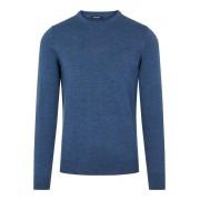 J.LINDEBERG Lyle Merino Sweater Man Blå
