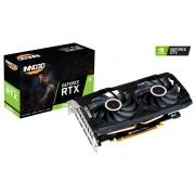 VC, Inno3D RTX2060 GAMING OC X2 RGB, 6GB GDDR6, 192bit, PCI-E 3.0 (N20602-06D6X-1710VA15LB)