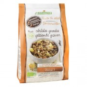 Musli din Cereale Germinate Fruits Of The Sun Bio 350gr Germline
