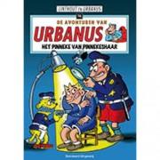 De avonturen van Urbanus: Het pinneke van pinnekeshaar - Willy Linthout en Urbanus